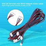 Jual Beli Online 5 Pcs Ph2 Xh2 54 Wanita Wanita Konektor Kabel For Nema16 Nema17 Stepper Motor And Penggunaan Jangka Panjang Intl
