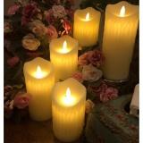 Beli 5 Pcs Lot Flameless Listrik Parafin Wax Lilin Led Light Untuk Hotel Acara Pernikahan Dekorasi Rumah Dengan Remote Controller Intl Oem Online