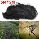 Jual 5X5 M Black Anti Jaring Burung Tanaman Net Buah Pohon Burung Kelambu Intl Antik