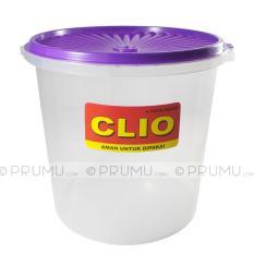 6 Toples Plastik 5 Liter | Tempat Kerupuk | Sealware | Food container