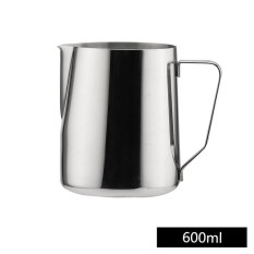 600ml Stainless Steel Milk Frothing Pitcher Espresso Latte Art Pitcher Jug Coffee Accessory - intl