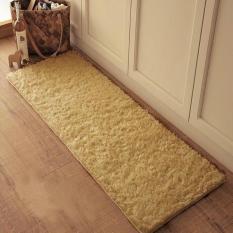 60x160 Cm Dekorasi Rumah Panjang Lantai Mat Karpet Shaggy Sofa Mewah Mat Pad Balkon Karpet Karpet Lembut Bedside Footcloth