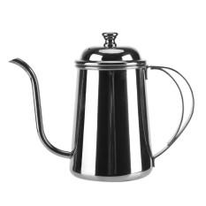 650 Ml Anti Karat Precise Gooseneck Moncong Ketel Kopi Tea Rumah Pembuatan Bir Drip Pot-Internasional