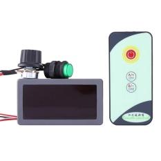 6 V 12 V 24 V PWM Kecepatan Motor DC Regulator Tampilan Digital dengan Ir Pengendali