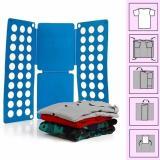 Promo 8 Colors Fashion Fashion Laundry *d*lt Child Magic Fast Speed Clothes Folder T Shirt Fold Board Organizer Intl Partever