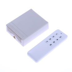 Diskon 8 Key Rf Wireless Remote Dimmer Controller For Rgb Led Light Strip Dc12 24V Intl Akhir Tahun