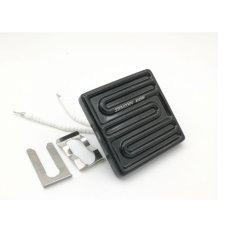 80*80mm 450 W Infravermelho Top Aquecedor De Cerâmica Placa De Aquecimento Para BGA Estação IR6000 IR6500 IR-PRO-SC - intl