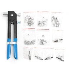 Beli 86 Pcs M3 M8 Kacang Berulir Rivet Insert Tool Riveter Rivnut Nutsert Riveting Kit Intl Online