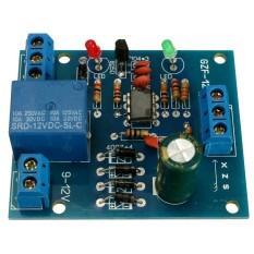 Spesifikasi 9 12 V 10A Liquid Level Controller Modul Sensor Deteksi Tingkat Air Sensor Intl Yg Baik