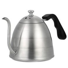 Beli 900Ml Elegant Gooseneck Coffee Pot High End Stainless Steel Coffee Pot Good Quality Cafetiere Coffee Kettle Gooseneck Drip Coffee Kettle Stovetop Tea Pot 1 Intl Murah Tiongkok
