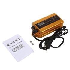 Harga 90Kw Digital Display Household Power Energy Save Box Eu Plug Intl Paling Murah