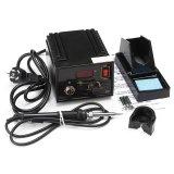 Spesifikasi 967 Electric Rework Soldering Station Iron Lcd Display Desoldering Kit 110V 220V Intl Oem Terbaru