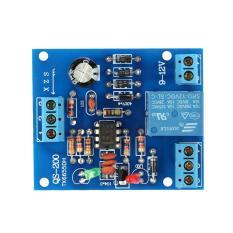 Kualitas 9V 12V Ac Dc Liquid Level Controller Water Detection Sensor Drainage Pump Water Control Module Intl Oem