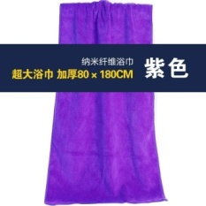 Handuk Penyerap Beauty Towel Handuk Mandi Uap Khan Grosir Tidak Ada Ruang untuk Bed Sheets Soft Lint 80*180 Besar Super Salon-Internasional