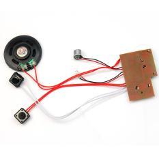 AC 10 S 10 Detik Suara Suara Recordable Modul Perangkat Chip For Kartu With Tombol-Intl