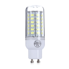 AC 220 V GU10 5 watt 450 yg 500 lumen SMD 5730 lampu LED jagung dengan 56 lead - Internasional
