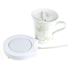 Beli Ac 220 V Kantor Penggunaan Rumah Electric Warmer Cup Coffee Susu Heating Pad Intl Cicilan