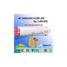 AC Split R410A Samsung AR05JRFLAWKNSE 1/2 PK Standard China