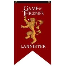 Iklan Game Of Thrones Banner Gantung Bendera Stark Tarly Lannister Bolton Dekorasi Rumah-Internasional