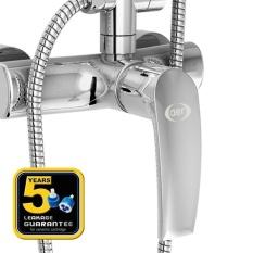 Ulasan Mengenai Aer Mixer Shower Set Complete Kran Panas Dingin Ms 2