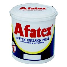 Afatex Cat Lantai Acrylic Emulsion Floor Paint 1 Galon - 4 Kg - Watermelon - PK 006