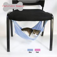 Ulasan Lengkap Ai Rumah Kucing Peliharaan Jala Tempat Tidur Gantung Cover Tempat Tidur Gantung Sangkar Biru