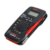 Beli Aimo M320 Ukuran Saku Genggam Multimeter Digital Lcd Online Terpercaya