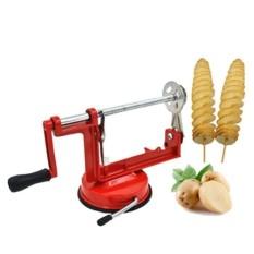 Aimons - Spiral Potato Slicer Pengupas dan Pemotong Kentang dan Apel Bentuk Spiral