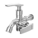 Jual Air Kran Dobel Keran Air Double Faucet D 5M Z Air Ori