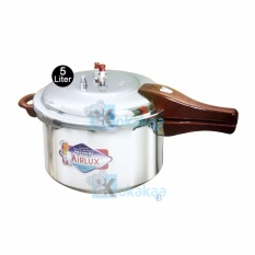 Airlux - Panci Presto Pressure Cooker 5 Liter