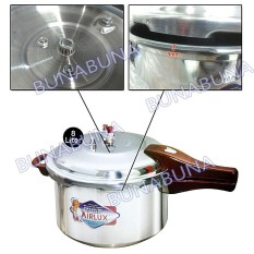 Airlux Panci Presto Pressure Cooker 8 Liter PC 108 - Seller Center