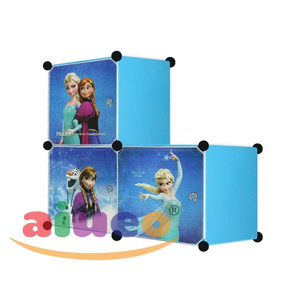 Pencarian Termurah Aiueo Lemari Pakaian Motif Frozen 3 Pintu Type