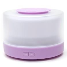 Review Pada Aiueo Ultrasonic Aroma Diffuser Air Humidifier Type Ma82 Pengharum Ruangan Ungu