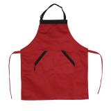 Harga Gaun Ajustable Celemek For Koki Memasak Dapur Merah Internasional Yang Murah Dan Bagus