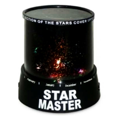 Ulasan Tentang Aka Lampu Tidur Proyektor Star Master