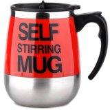 Spesifikasi Akana S Self Stiring Mug New 450 Ml Merah Online