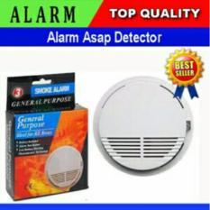 Alarm Peringatan Asap Rokok/Untuk Dapur/Gudang/Kantor/Peringatan Asap Terbaik