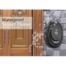 Alarm Rumah Bel Pintu Wirelles Dengan Power Adaptor