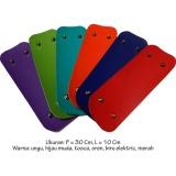 Jual Alas Tas Rajut 6Pcs Multi Color Online
