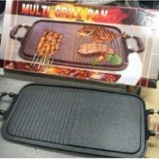 Alat Pemanggang / Panggangan BBQ / Multi Grill Pan