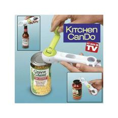 Diskon Alat Pembuka Botol Dan Kaleng Kitchen Can Do 6 In 1 As Seen On Tv