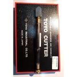 Harga Alat Pemotong Kaca Pisau Kaca Minyak Toyo Tc 90 Glass Oil Knife Cutt Original