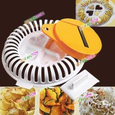 Ulasan Alat Pemotong Keripik Kentang Potato Slicer