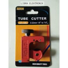 Alat Pemotong Pipa Tembaga AC Dan Kulkas Tube Cutter 3mm - 22mm