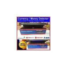Daftar Harga Alat Pendeteksi Uang Kertas Money Detector Gx 2028 Multi