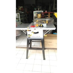 Aldo MJ10250 Table Saw 10 Inch Mesin Gergaji Circular saw Meja