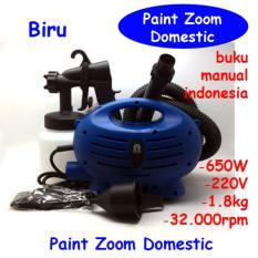 Beli Alfaindo Domestic Paint Zoom Biru Secara Angsuran