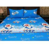 Jual Alona Ellenov Doraemon Fly Sprei Katun Baru