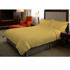 Alona Ellenov Polos Coklat Muda Polos Sprei With Bed Cover Katun Coklat Muda Polos Jawa Tengah Diskon