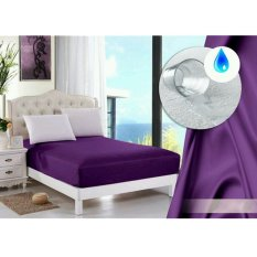 Cara Beli Alona Ellenov Sprei Waterproof Anti Air Warna Ungu